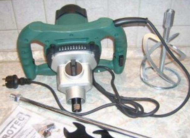Elektrické ruční míchadlo EUROTEC ED 219