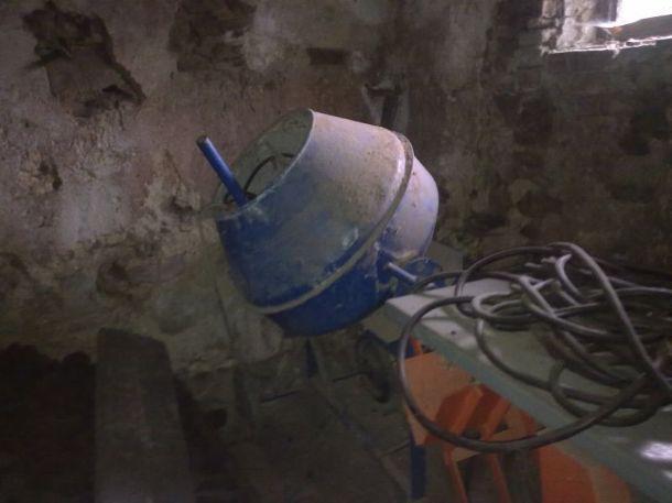 Stavební míchačka 4000 Kč, použitá a starší - bazar
