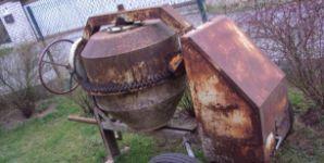 Stavební míchačka 380V na prodej (levně, bazar, použitá)