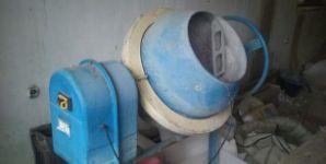 Málo používaná stavební míchačka 220V na prodej (Uherské Hradiště)