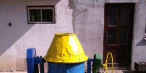 Stavební míchačka po rekonstrukci na prodej okres Znojmo