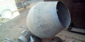 Míchačka na beton v okolí Plzně na prodej