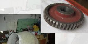 380V, 3-fáze, 32A, 25A, Stavební míchačka - Použitá, bazar na prodej